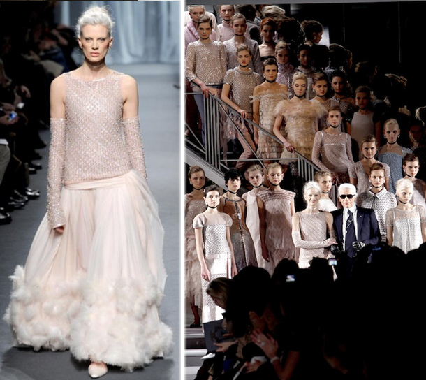 Chanel Spring 2011 Haute Couture