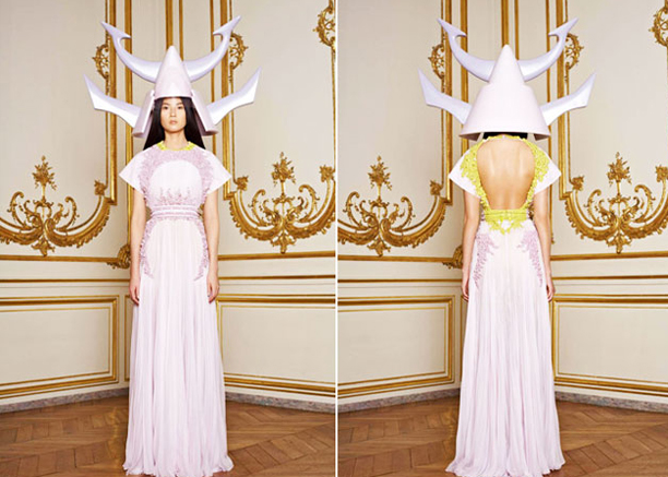 Givenchy Women's Spring 2011 Haute Couture