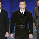 Versace Mens Fall 2011 Collection