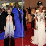 Costume Institute Gala for Alexander McQueen Savage Beauty