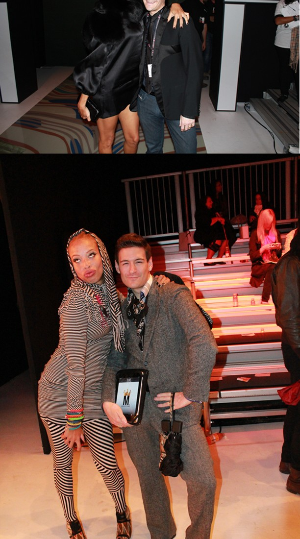 Stacey McKenzie and Marquis of Fashion