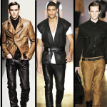 Trend Alert: Leather Clothing