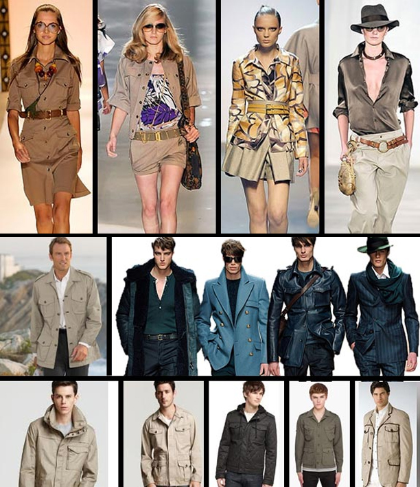 How to Wear a Safari Jacket