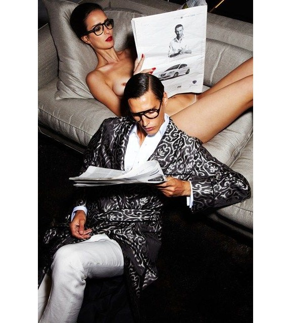 Tom Ford Spring 2012 Look Book
