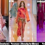 The Difference of Couture and Ready-to-Wear
