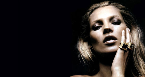 Kate Moss Doesn't Like Her Picture Taken