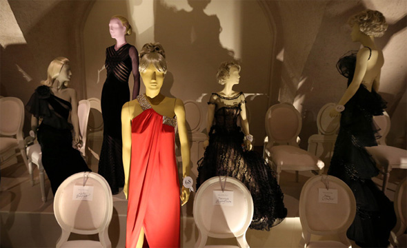 Valentino: Master of Couture Somerset House London