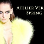 Atelier Versace Spring 2013 Couture