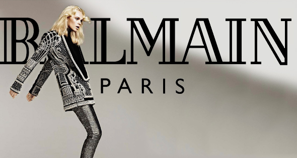 Balmain Paris Fall 2012/2013