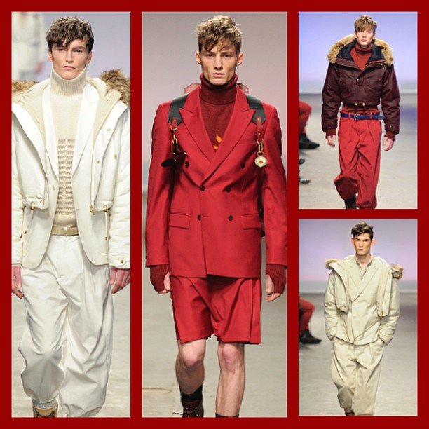The @TopmanUK collection shown today was really inspiring. Almost a breakthrough for #menswear