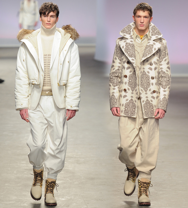 Topman Cream outfits