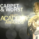 Best and Worst of the Red Carpet Oscars 2013