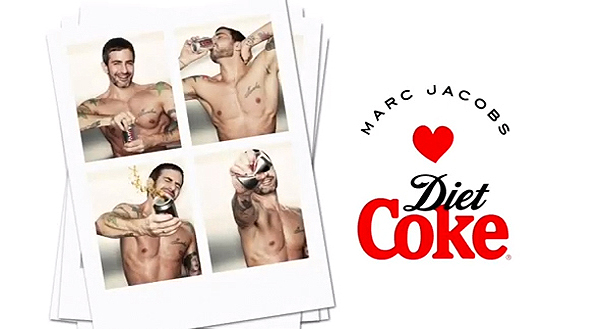 Marc Jacobs for Coca Cola