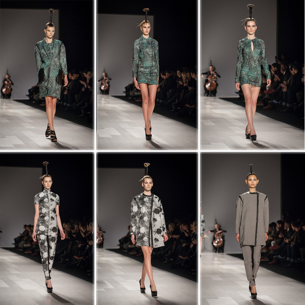 Sid Neigum Fall 2013 collection
