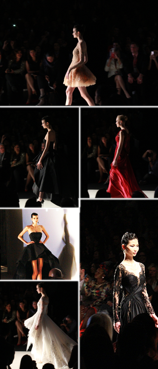 PAVONI gowns