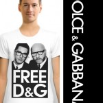 Dolce & Gabbana Jail Time – Stripes are So In This Season