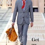 How To Achieve the Louis Vuitton Spring 2014 Look For Men
