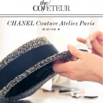 This is SO CL. @thecoveteur @Chanel