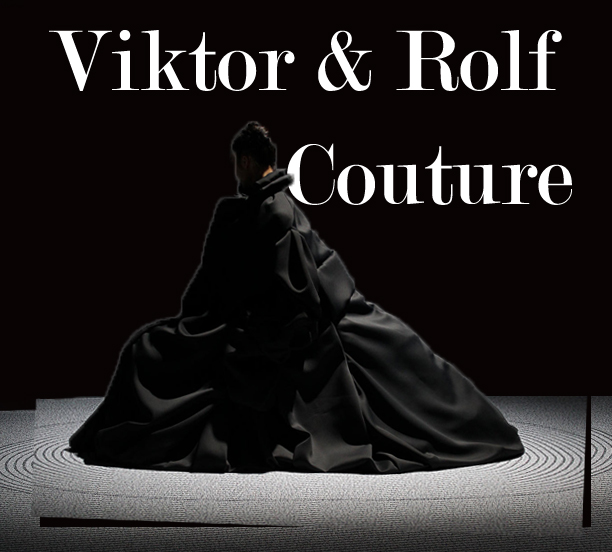 Viktor & Rolf Fall 2013 Couture collection