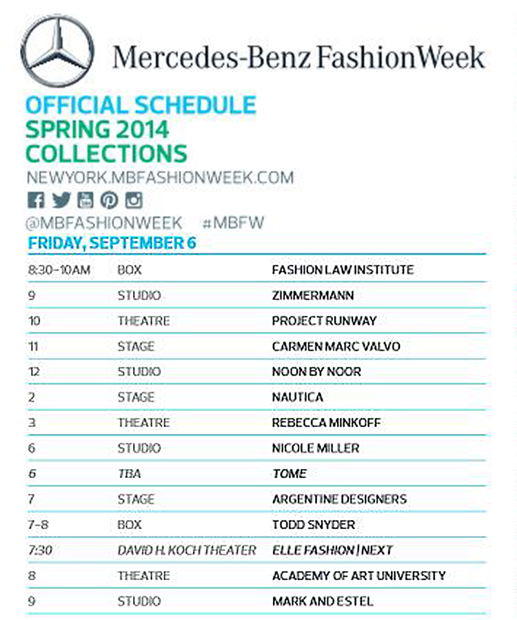 MBFW-Day-2-Schedule