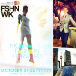 Getting Geared Up For World MasterCard Fashion Week