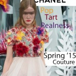 Pop Tart Realness at Chanel Couture Spring 2015
