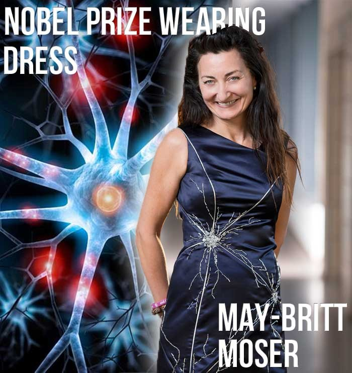 May-Britt Moser Nobel prize and Fashion
