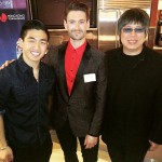 Meeting Eric Chong and Alvin Leung From Masterchef Canada