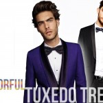 The Colorful Tuxedo Trend