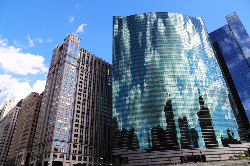 Beautiful Architecture in Chicago