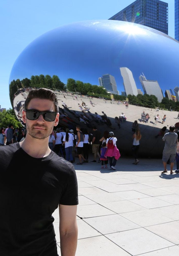 The Chicago Bean and I