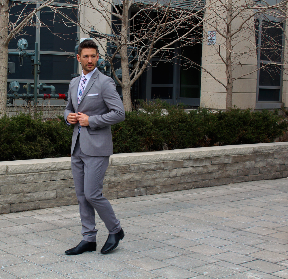 Go grey for your interview