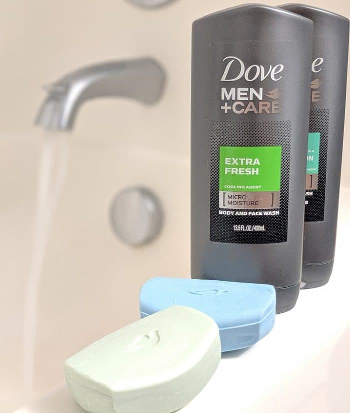 Is Dove body wash good?